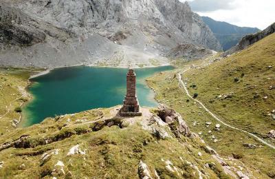 Lago Volaia Carnia